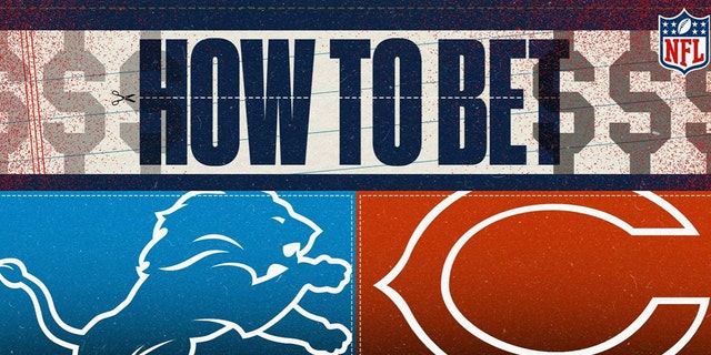 NFL odds: How to bet Lions vs. Bears