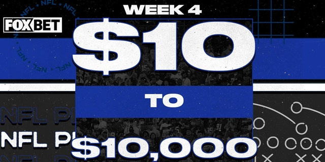 NFL odds Week 4: Turn $10 into $10,000 with this one parlay bet