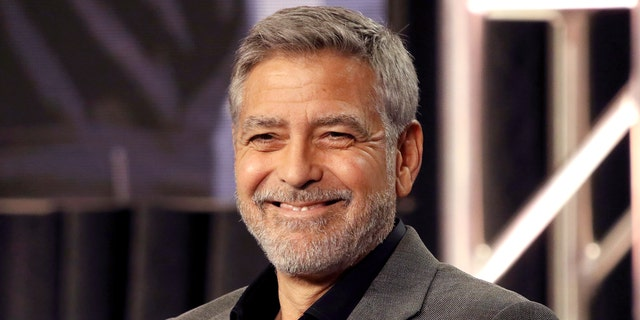 George Clooney won't be watching his 'Batman' film anytime soon.
