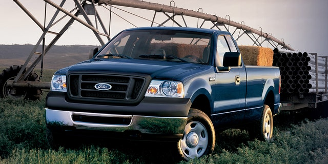 The Ford F-Series was the most-stolen vehicle in 2020, with the 2006 model leading the way.