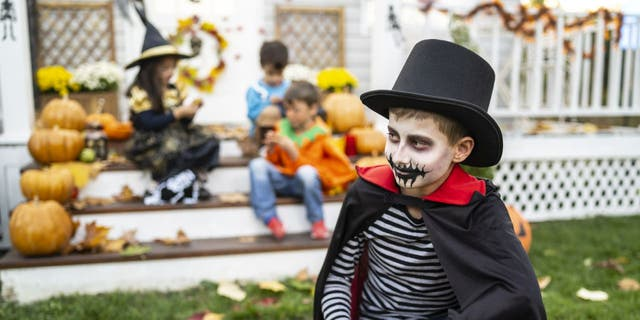 The FDA urges parents and other Halloween consumers to patch test face paint before applying it all over the face. Skipping this step could leave you with regret if you have a serious allergic reaction.
