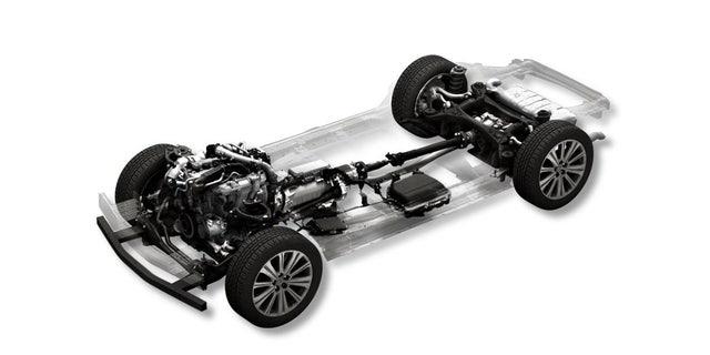 Mazda의 새로운 대형 플랫폼은 6기통 인라인 엔진과 후륜구동을 수용할 수 있습니다.