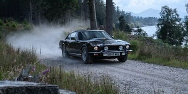 The V8 Vantage was built from 1977 to 1989.