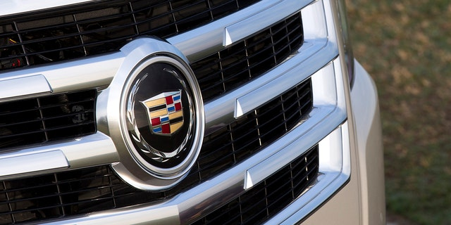 Cadillac began phasing out its laurel wreath-wrapped crest in 2014.