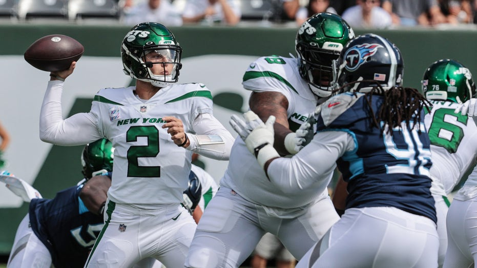 Zach Wilson 'outstanding' in Jets' overtime win over Titans