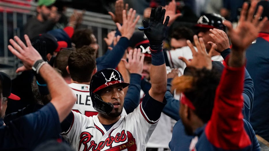 Braves clinch World Series berth with NLCS Game 6 win over defending champion Dodgers