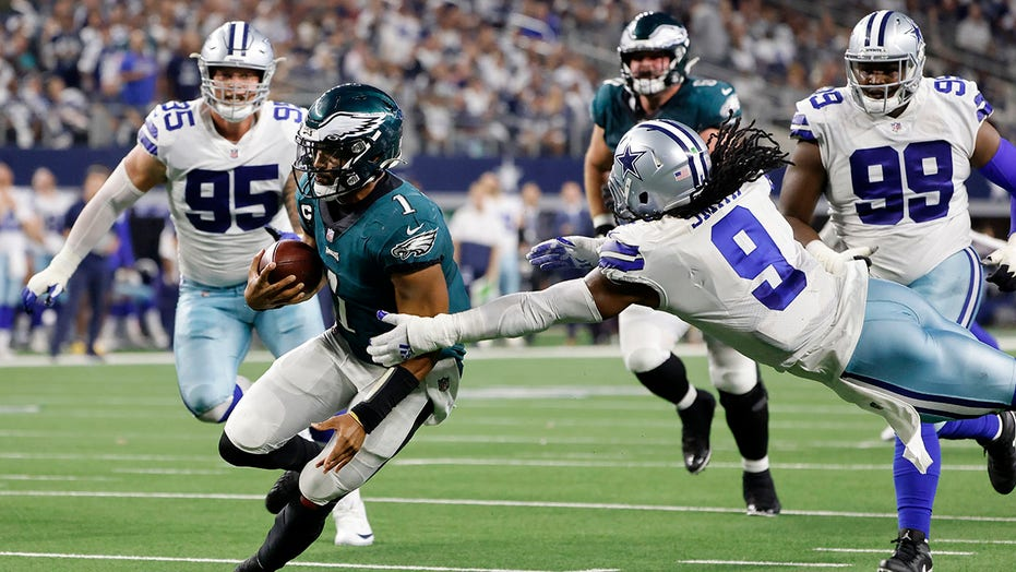 Cowboys to release linebacker Jaylon Smith: report