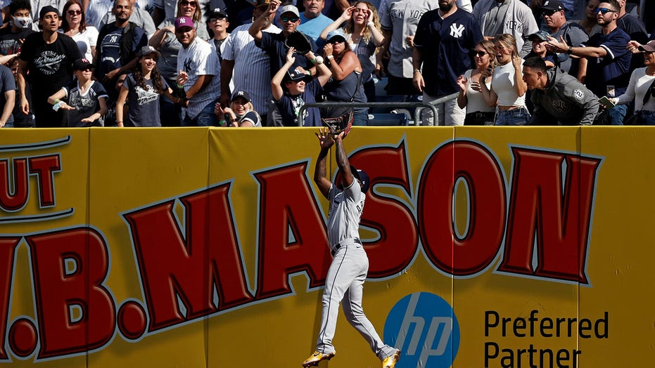 Full house: Fans flow, home-field edge back for MLB playoffs