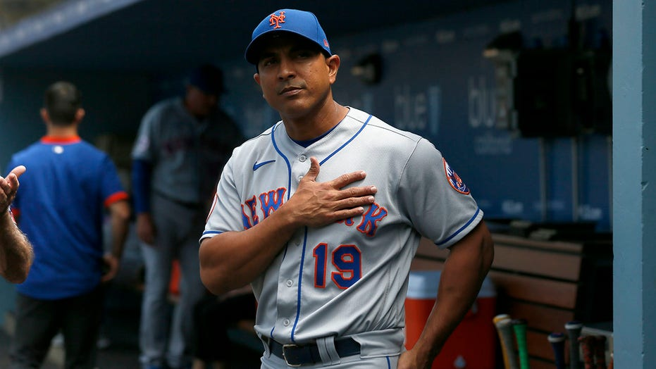 Mets decline Luis Rojas' contract for 2022 after two losing seasons