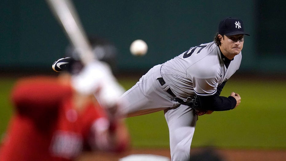 Yankees' Gerrit Cole 'sick to my stomach' after poor performance in wild card loss to Red Sox