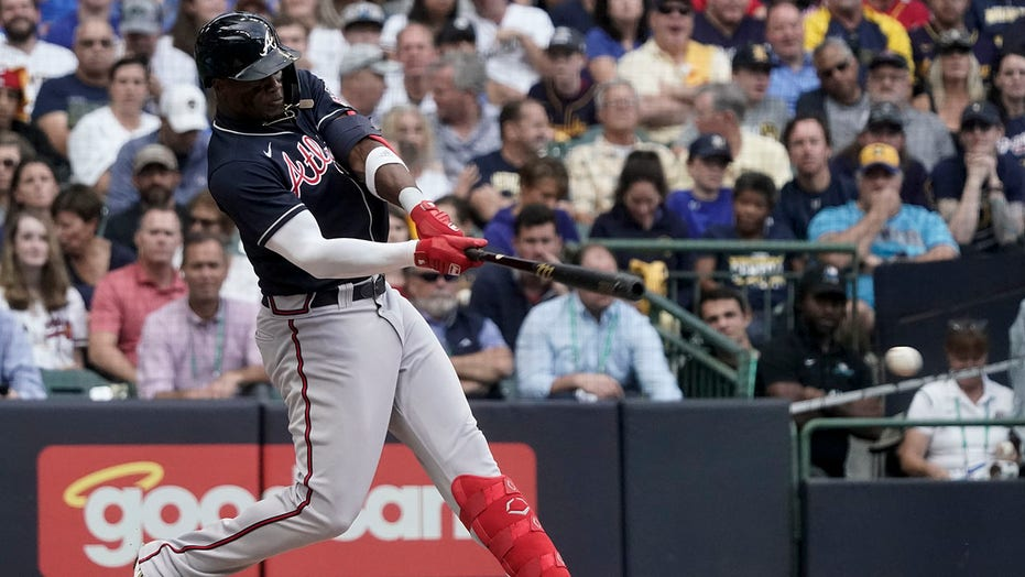 Braves plan to be without OF Soler in NL Championship Series