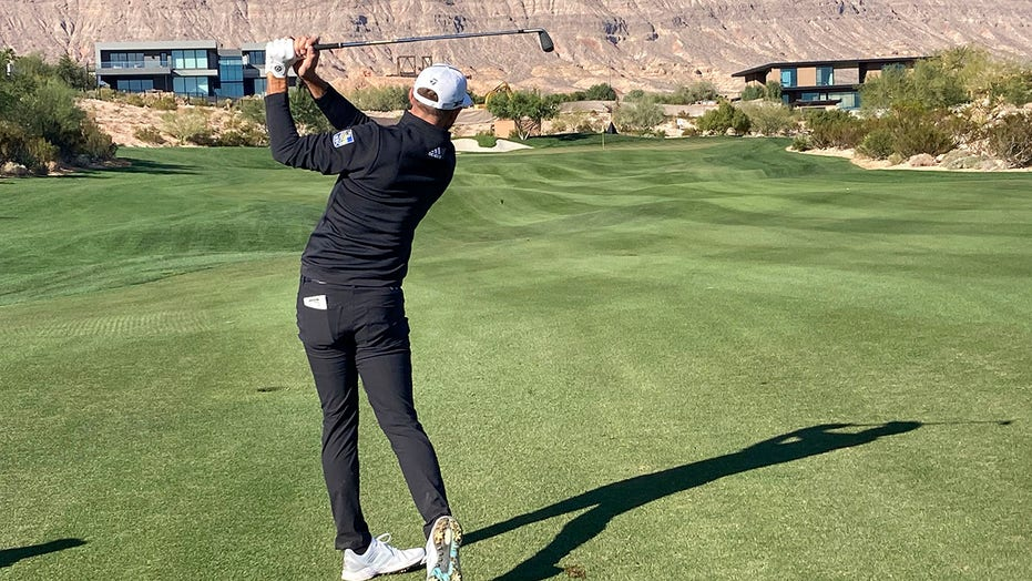 CJ Cup in Vegas perhaps a last chance for Johnson to get win
