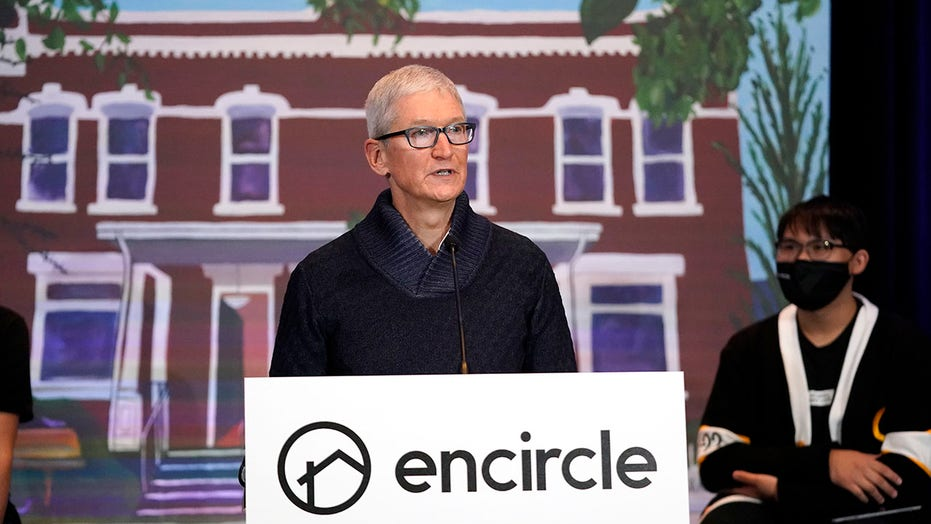 Apple CEO, NBA's Dwyane Wade help LGBTQ group build homes