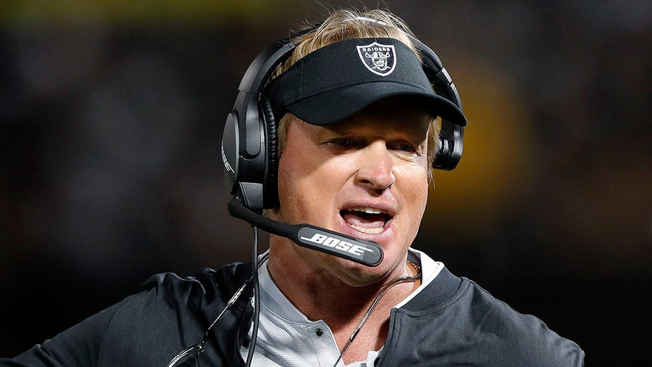 Now question in NFL is: Does Gruden reflect broader culture?