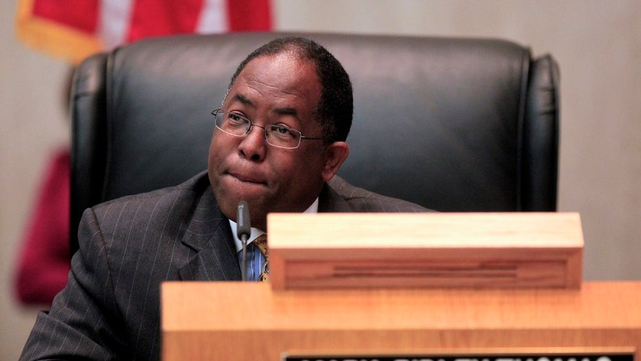Los Angeles councilman facing federal corruption charges will 'step back' from participating in meetings