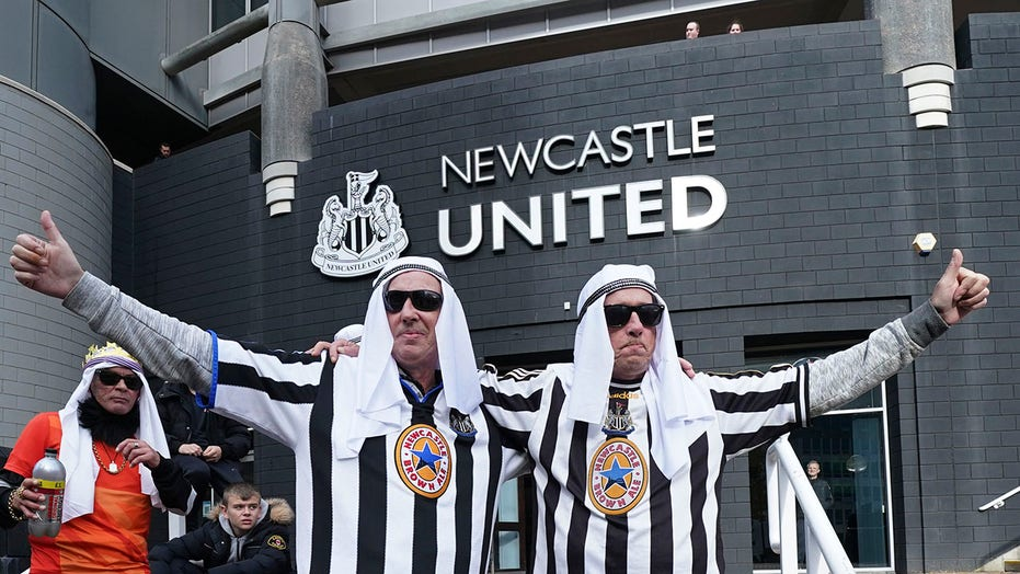 Hope, conflicted morality as Newcastle fans welcome Saudis