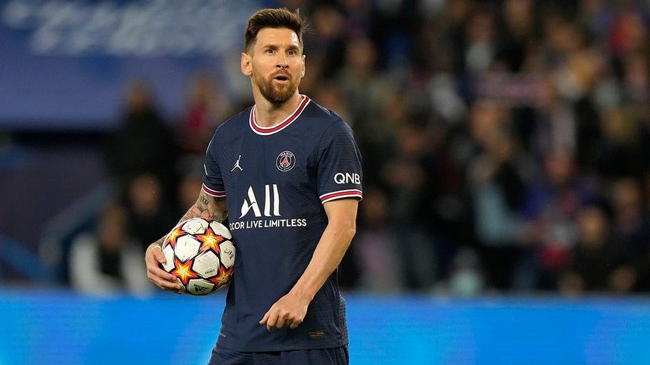 Messi, Salah score 2 each in Champions League goal rush