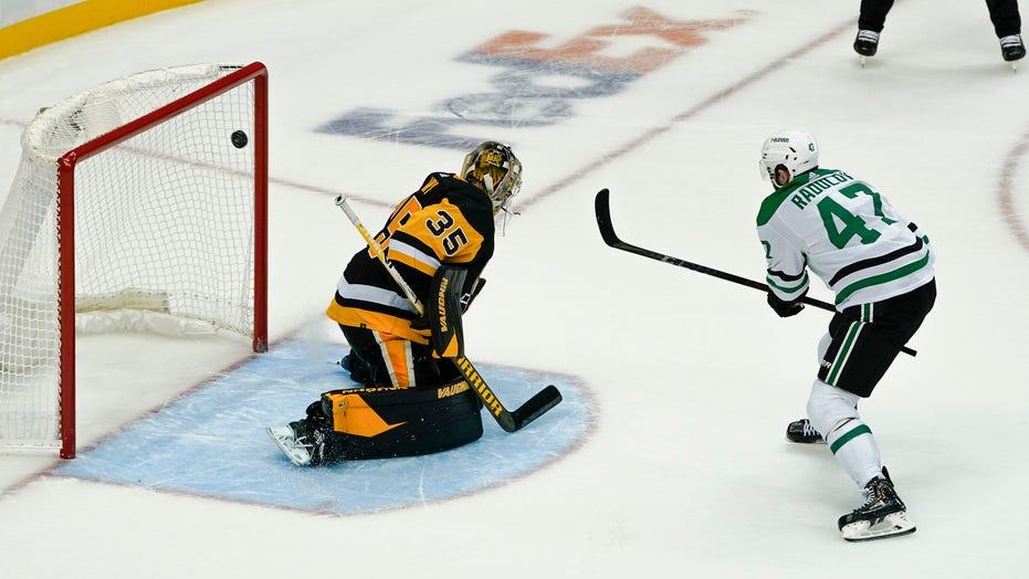 Stars' Pavelski, Radulov edge Penguins 2-1 in shootout