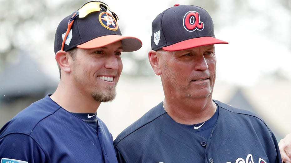 World Series a father-and-son family affair for Snitkers