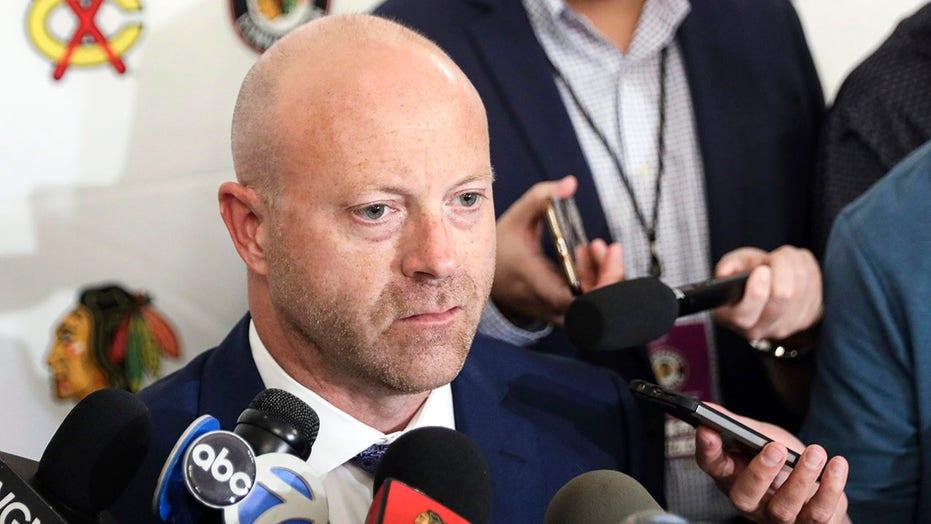 Blackhawks GM Bowman resigns after sexual assault probe