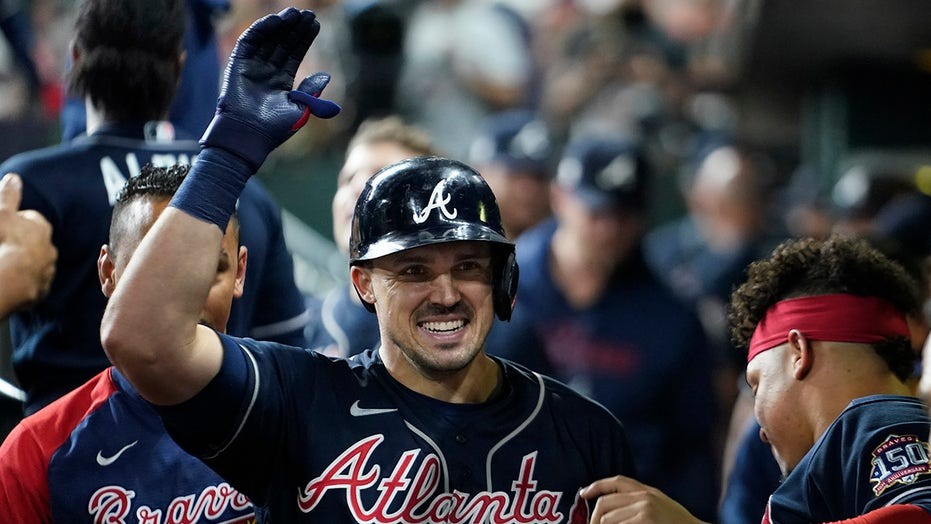 World Series: Braves jump out to historically blazing start to Game 1