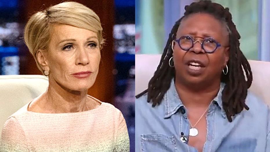 'The View' co-host Whoopi Goldberg gets apology from 'Shark Tank' star over body shaming 'joke'