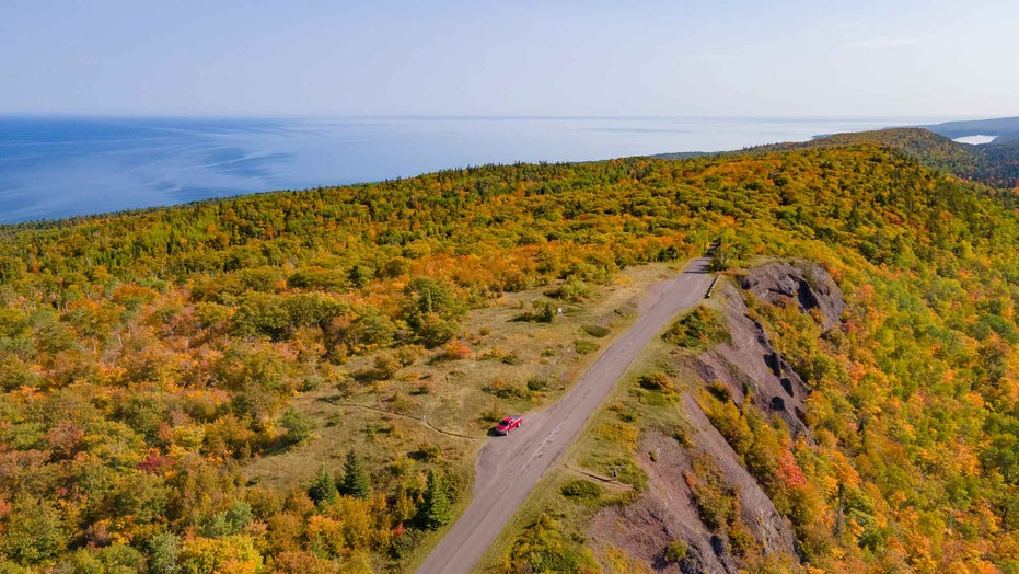 The best scenic drives for fall color in America and when to go