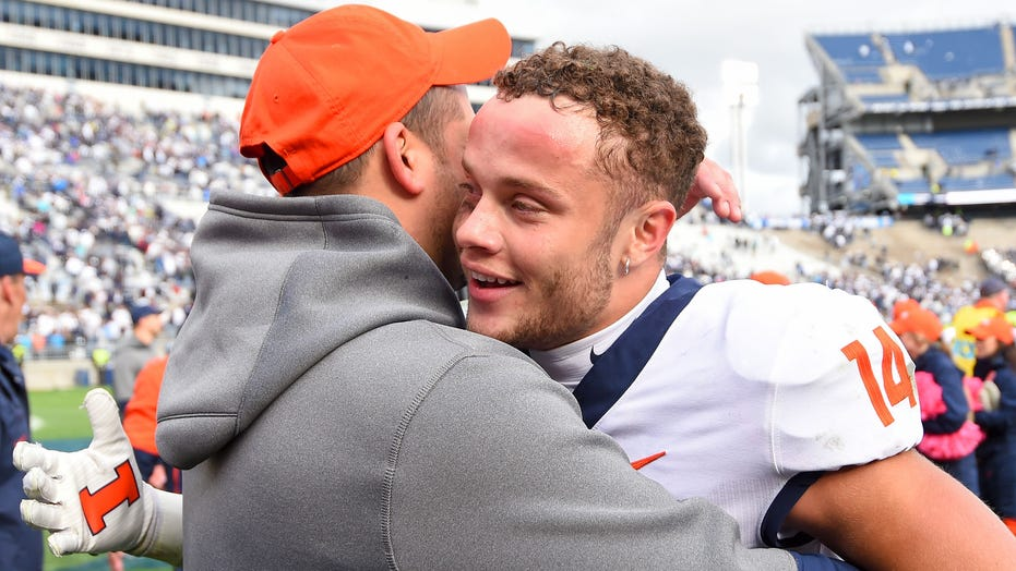 Illinois upsets Penn State in first-ever 9OT game