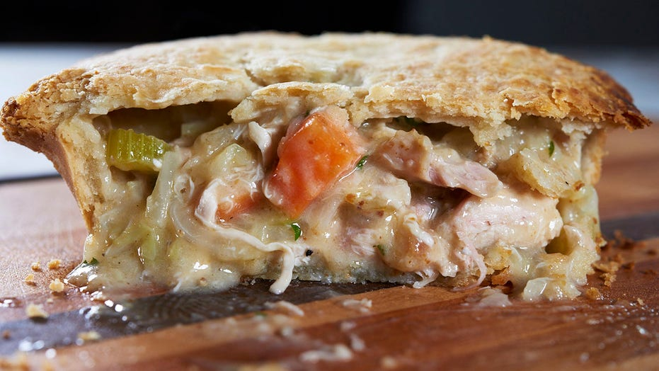 Hamptons Chef Anand Sastry shares his chicken pot pie recipe