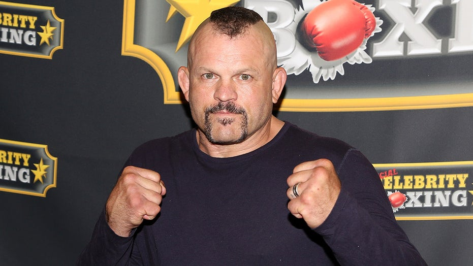 UFC legend Chuck Liddell arrested on domestic violence charge in Los Angeles, police say