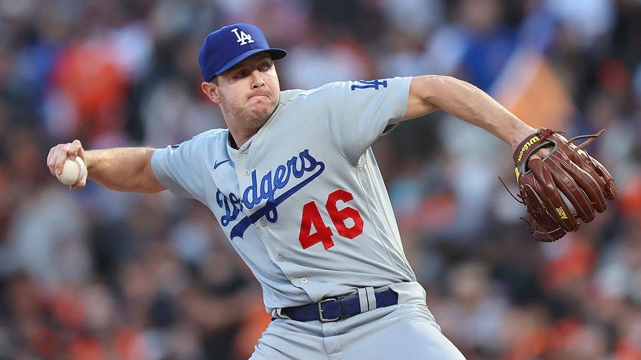 Dodgers say Knebel, not Scherzer, will start Game 1 of NLCS