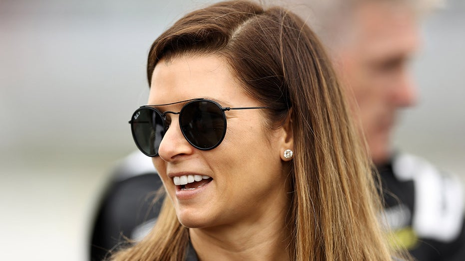 Danica Patrick competes in Boston Marathon: 'I can die after October 11'
