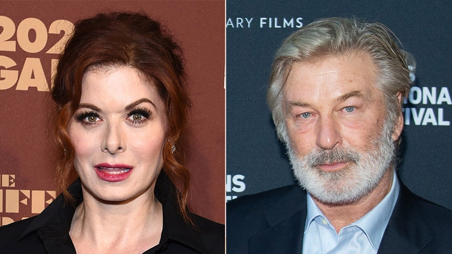 Alec Baldwin defended by Debra Messing after 'catastrophic' shooting on 'Rust' set