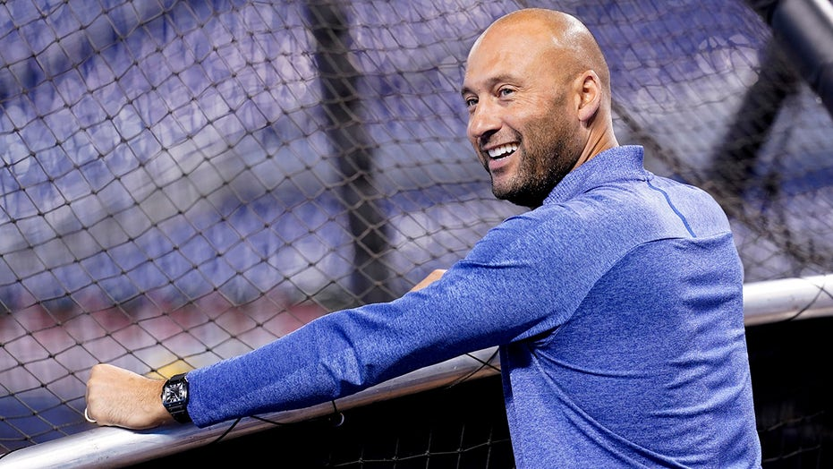 After 4 years, Jeter still believes Marlins can be a winner