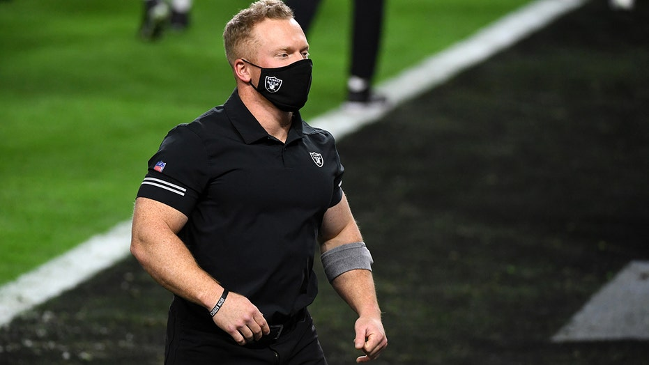 Jon Gruden's son will remain with Raiders' coaching staff following resignation: report