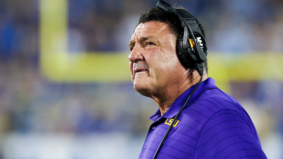Ed Orgeron to leave LSU after 2021 season: reports