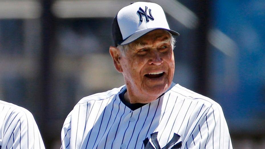 Eddie Robinson, the oldest former MLB player, dead at 100