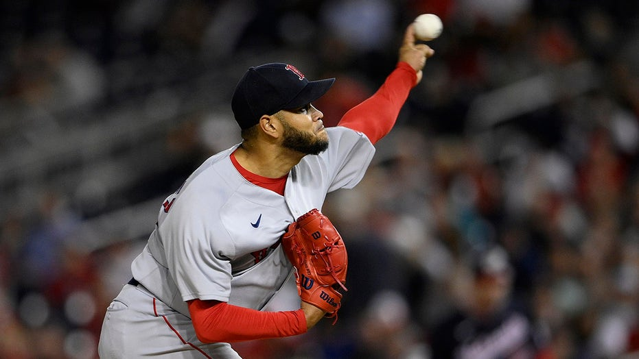 Red Sox beat Nats, move into 2nd spot in AL wild-card chase