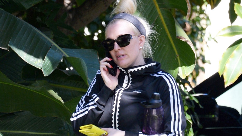 Erika Jayne spotted for the first time since 'Real Housewives' reunion tell-all