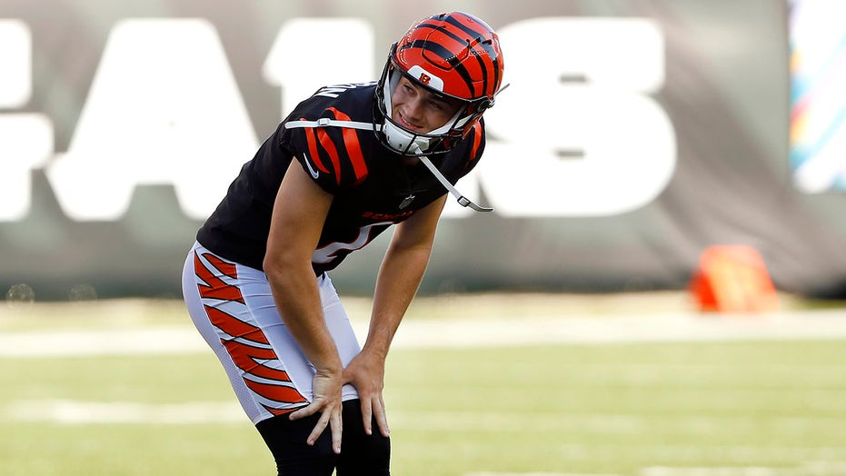 Bengals' Evan McPherson ends rough kicking day with premature celebration