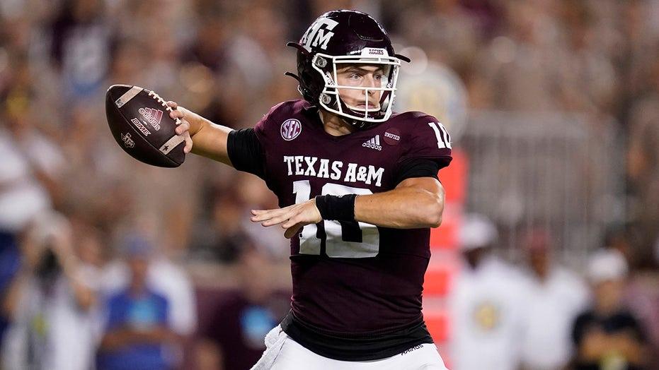 Texas A&M upsets No. 1 Alabama, shocks college football world