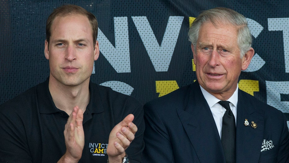 Prince William's 'bold ambition' with Earthshot Prize Awards has made Prince Charles 'very proud of my son'