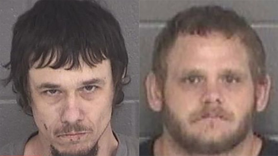 Georgia explosion: 2 men arrested for allegedly setting off large blast in dispute, police say