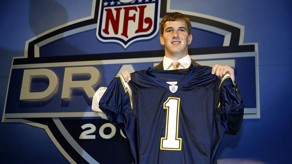 Eli Manning reveals why he didn't want to play for the Chargers