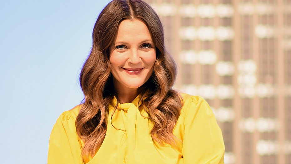 Drew Barrymore says she won't hide her 'wild' past from daughters Olive, Frankie: 'I was just living my life'