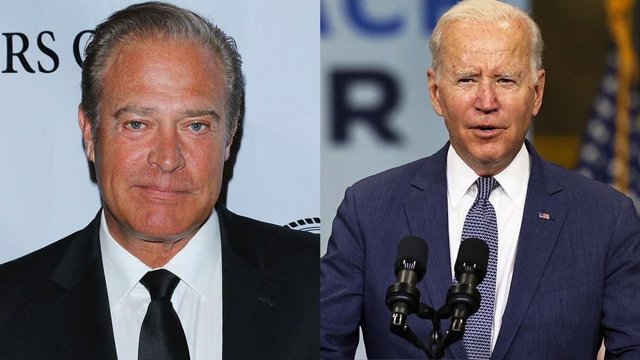 Former 'Dynasty' star John James' to star as President Biden in 'My Son Hunter': 'The script has it all'