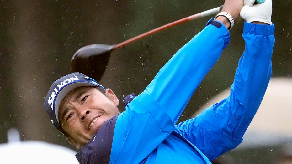 Masters champion Matsuyama takes 2nd-round lead at Zozo