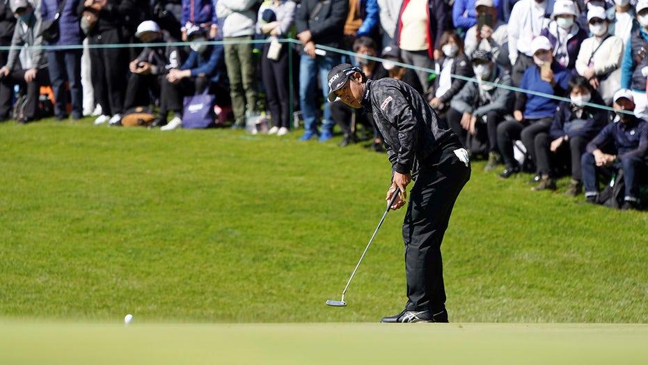 Matsuyama has 1-stroke, 3rd-round lead at Zozo Championship