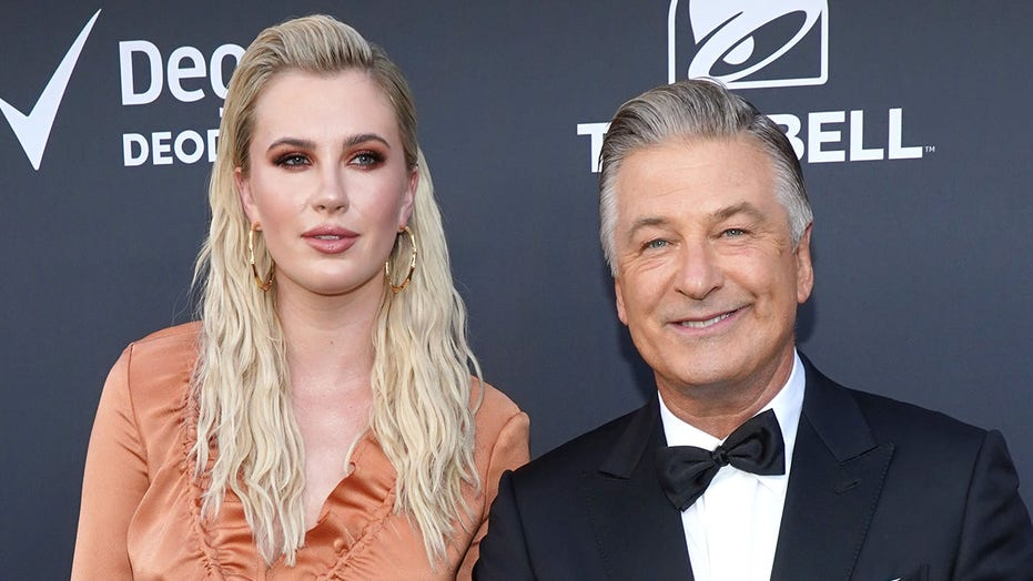 Alec Baldwin's daughter Ireland speaks out after dad accidentally shot and killed woman in prop gun incident