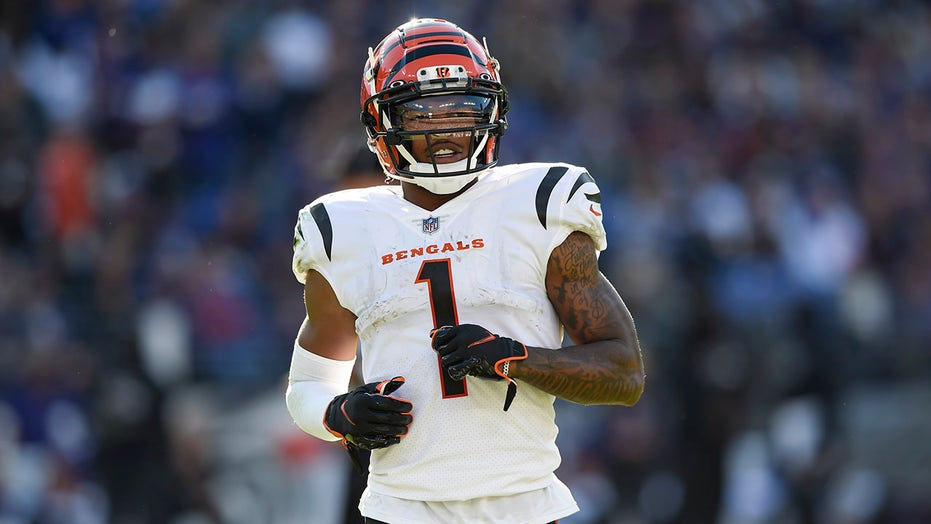 Bengals' Ja'Marr Chase on track for best rookie receiver season in NFL history